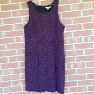 41 Hawthorne high qualitry knit dress, sz L